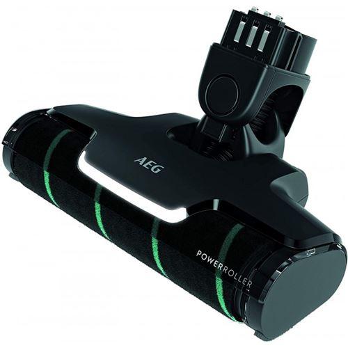 Brosse power soft roller avec led pour aspirateurs balai qx9 aeg - q521901