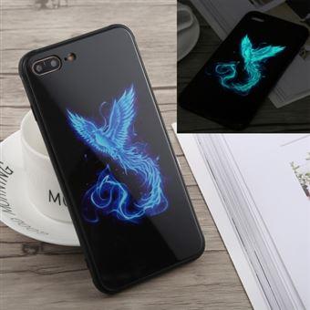 iphone 7 plus coque lumineuse