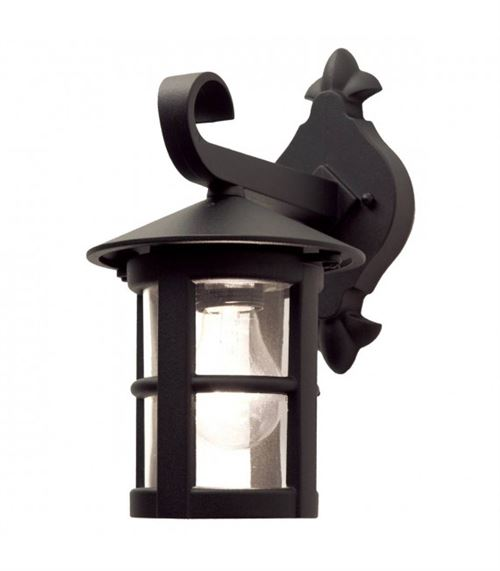 Applique Hereford 29 cm, noir