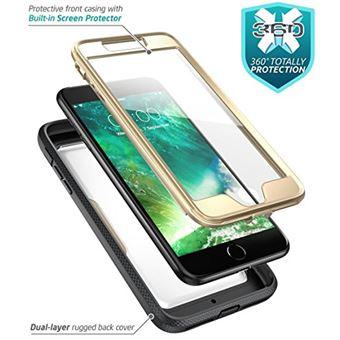 coque iphone 8 dual screen