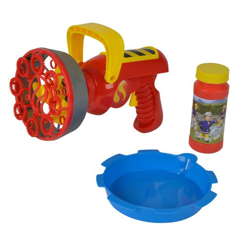Pompier Sam Bubble Blow Gun
