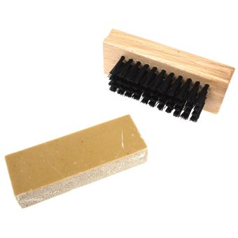 Cleaning Produit D'entretien Uni Marron Taille Timberland Kit Dry wR86R