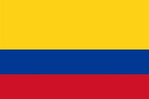 Drapeau Colombie colombien 90 x 150 cm