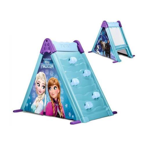 Feber Maison Pour Enfant 3 En 1 Mur Tente Et Tableau La Reine Des Neiges Maisons De Jardin Achat Prix Fnac