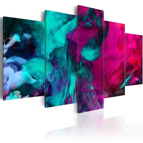 Tableau - dance of colors - artgeist - 100x50
