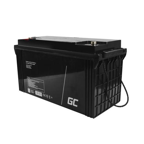 Green Cell AGM Batterie au plomb 12V 120Ah