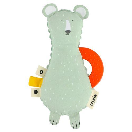Trixie peluche mini Mr. Polar Bear16 x 8,5 cm vert