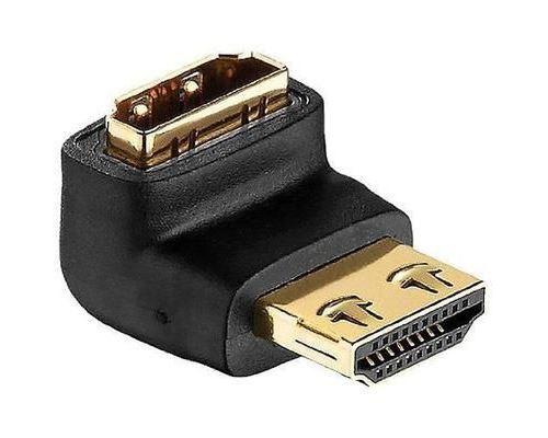 PureLink PI040 Adaptateur HDMI High Speed PureInstall fiche HDMI A vers prise HDMI A avec Secure Loc