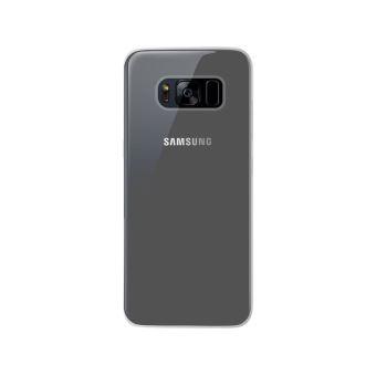 Coque BigBen Dream en Silicone Transparente pour Samsung Galaxy S8+