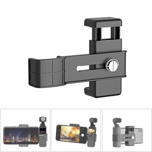 Smartphone Bride de fixation 1/4 « » Support support de montage pour DJI OSMO Pocket Gimbal ZHM90412