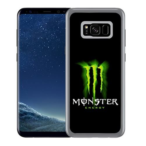 Coque pour Samsung Galaxy S8 monster energy