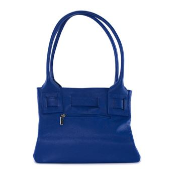 Oh Noody Bleu Bag My Sac Main Cuir À Roi doBeCx