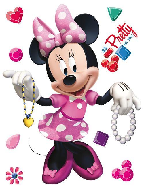 Stickers géant Minnie Disney