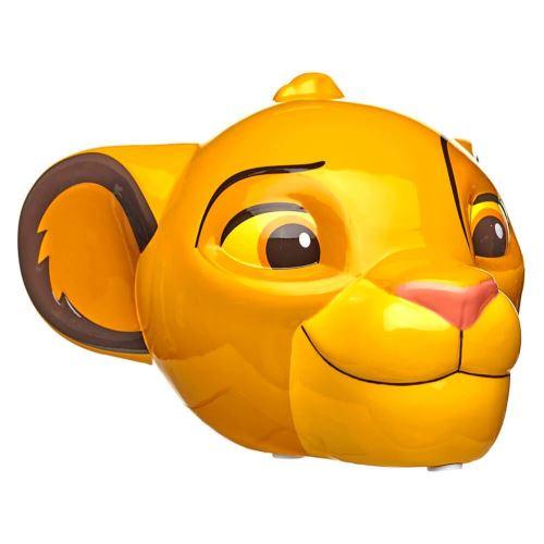 Disney Le Roi Lion Simba 3D Character Tirelire