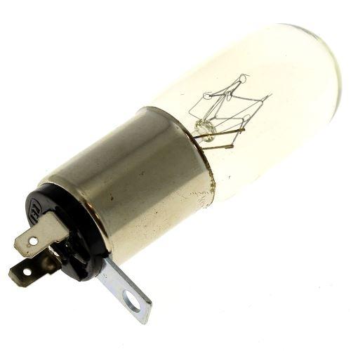 Ampoule micro-ondes 25w pour Micro-ondes De Dietrich, Micro-ondes Miele, Micro-ondes Moulinex, Micro-ondes Bauknecht, Cuisiniere Accessoire, Droguerie