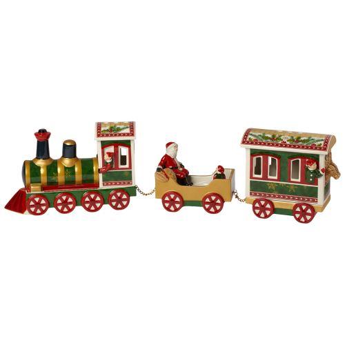 Villeroy & Boch - Christmas Toys Memory Pôle Nord express 55x8x15cm