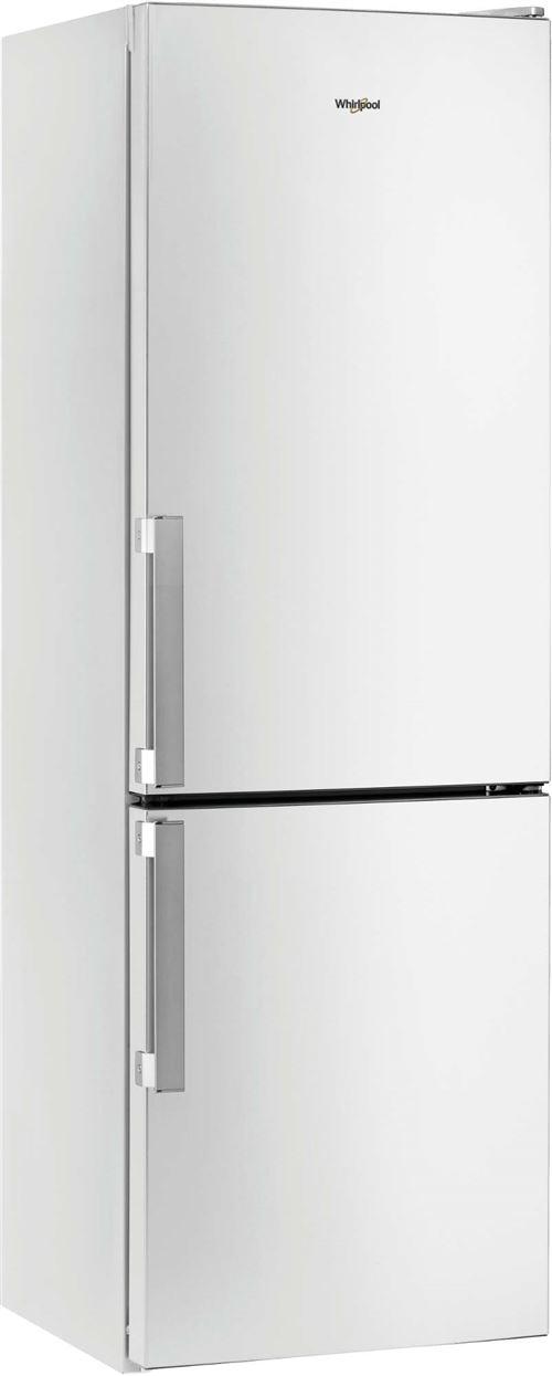 réfrigérateur combiné 60cm 339l a++ blanc - w5821cwh