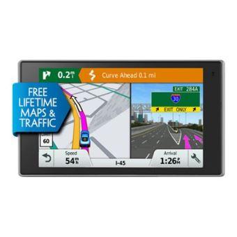 """Garmin DriveLuxe 50LMT-D - GPS navigator - voor motorvoertuigen 5.1"""" breedbeeld"""