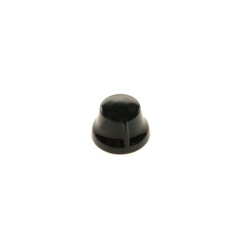 Bouton programmateur noir pour four sauter - 627162
