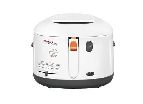 Friteuse Tefal FF 1621 Filtra One Blanche 1900 watts