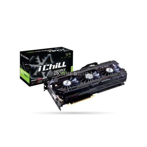 Inno3D Geforce Gtx 1080 Ti Ichill X4, 11264 Mb Gddr5X