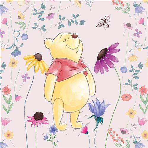 Coussin - Disney Winnie l'ourson 40 cm x 40 m