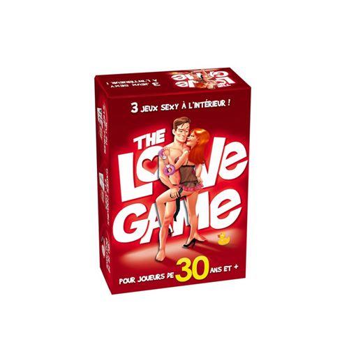 jeu love game 30 ans