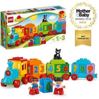 10847 Train des chiffres LEGO DUPLO