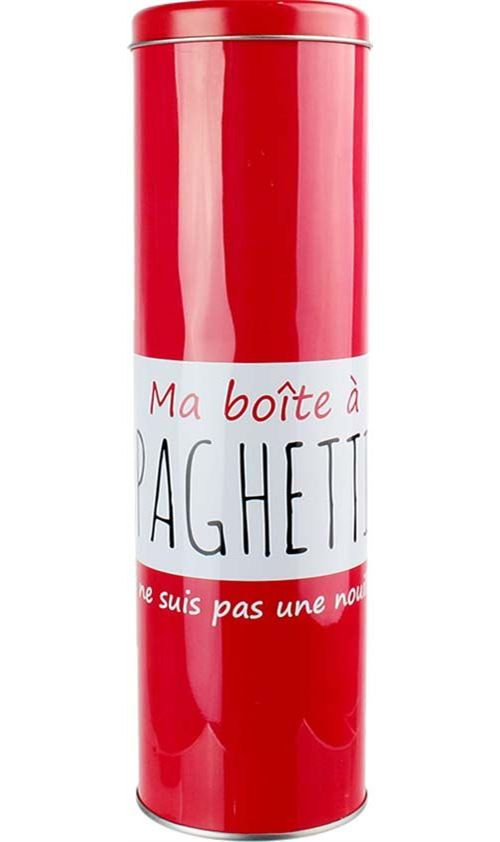 La Boite A - Ma boîte à spaghettis