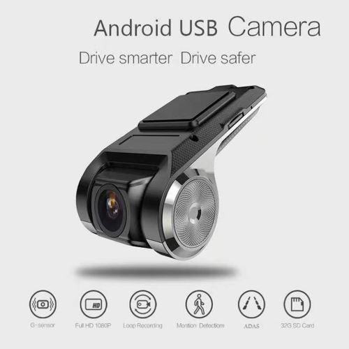 Caméra voiture enregistreur DVR Driving USB HD 1080P Nuit Version 170 Grand angle