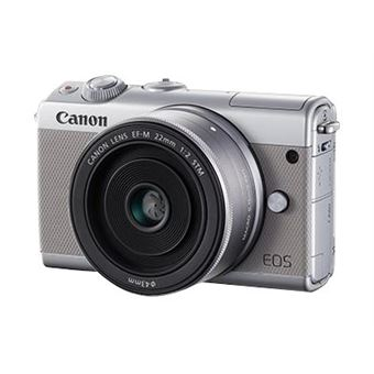 CANON EOS M100 SILVER + 14-45MM LIMITED EDITION