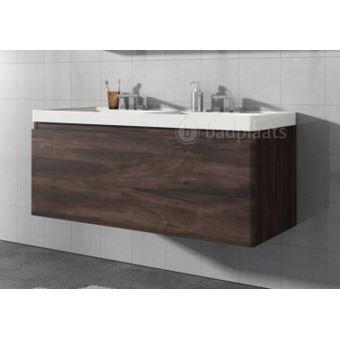 meuble de salle de bain vienna 120cm lavabo rose wood. Black Bedroom Furniture Sets. Home Design Ideas