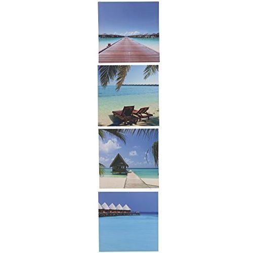 Art mural décoratif imprimé - Tropical