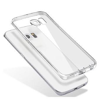 Samsung Galaxy A3 2017, Coque Silicone Transparente Ultra Slim ...