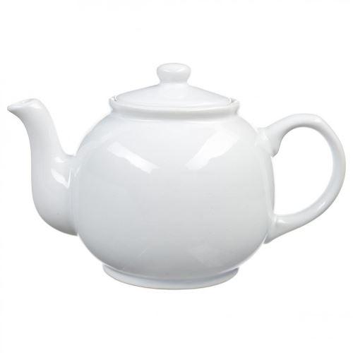Théière Céramique 1L Blanc