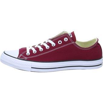 chaussure converse bordeau