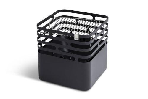 Grille de cuisson en inox höfats pour brasero cube