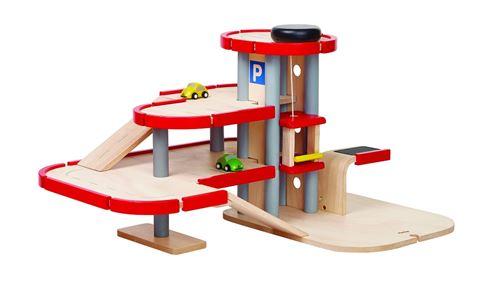En Bois Mon Plan Jouet Toys Grand Nouveau Garage 543AjRL