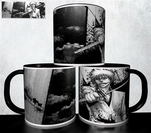 Mug collection design - Bleach Burichi 353
