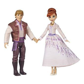 FROZEN 2 ROMANCE SET /POUPEE ANNA ET KRISTOFF ROMANCE
