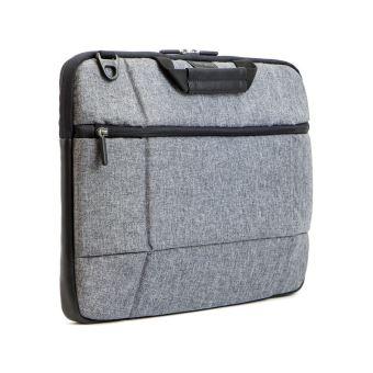 sacoche targus strata pro pour ordinateurs portables 15 6 gris sac pour ordinateur portable. Black Bedroom Furniture Sets. Home Design Ideas