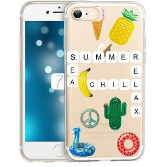 coque iphone 8 plus chill