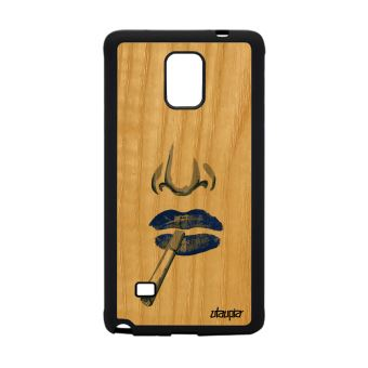 coque galaxy note 4 originale noir