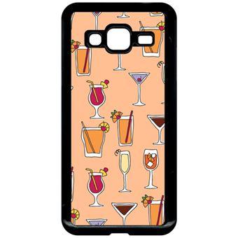 coque cocktail samsung j3 2016