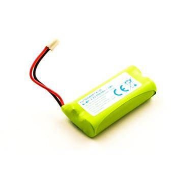 Batterie nimh 550 mah pour téléphone fixe sans fil