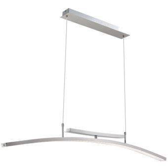 Led Lampe Suspension Luminaire Chambre Watts 8 28 Nickel Plafond dBeCox