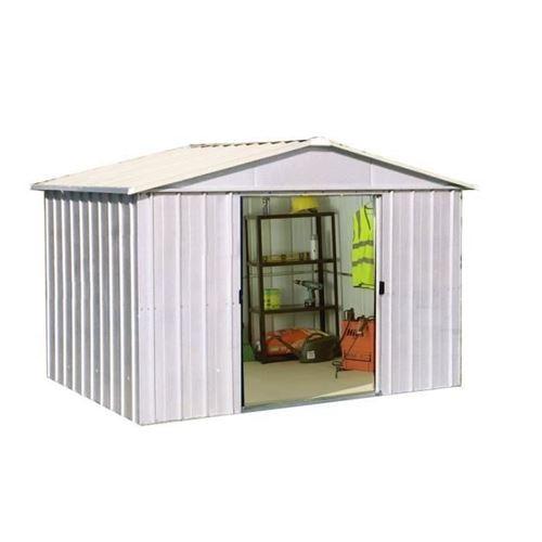 YARDMASTER Abri metal 12 m2