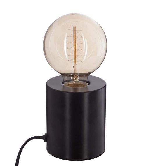 Atmosphère - Lampe de table design noire