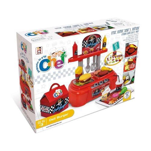 Set Fast Food Petit Chef