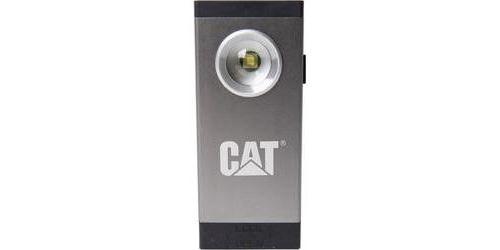 Lampe de poche CAT Ampoule LED avec clip ceinture à pile(s) 250 lm